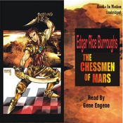 The Chessmen of Mars: Mars Series #5 (Unabridged) audiobook download