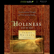 Holiness: Day by Day: Transformational Thoughts for your Spiritual Journey (Unabridged) audiobook download