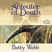The Anteater of Death: A Gunn Zoo Mystery (Unabridged) audiobook download