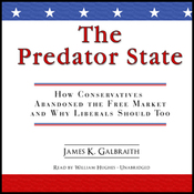 The Predator State: How Conservatives Abandoned the Free Market and Why Liberals Should Too (Unabridged) audiobook download