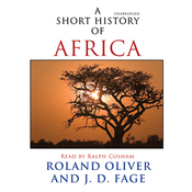 A Short History of Africa (Unabridged) audiobook download