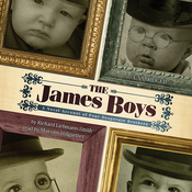 The James Boys: A Novel Account of Four Desperate Brothers (Unabridged) audiobook download