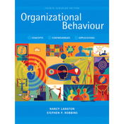 VangoNotes for Organizational Behaviour, Fourth Canadian Edition audiobook download