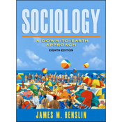 VangoNotes for Sociology: A Down-to-Earth Approach, 8/e audiobook download