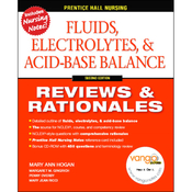 VangoNotes for Fluids, Electrolytes & Acid-Base Balance: Reviews & Rationales, 2/e audiobook download