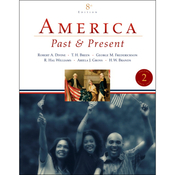 VangoNotes for America: Past and Present, 8/e, Vol. 2 audiobook download