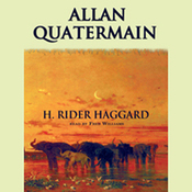 Allan Quatermain (Unabridged) audiobook download