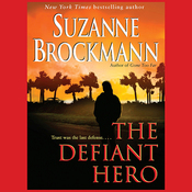 The Defiant Hero: Troubleshooters, Book 2 (Unabridged) audiobook download
