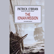 The Ionian Mission: Aubrey/Maturin Series, Book 8 (Unabridged) audiobook download