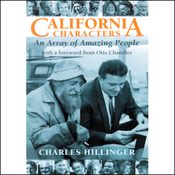 California Characters: An Array of Amazing People (Unabridged) audiobook download