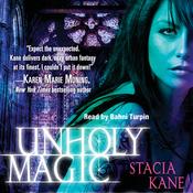 Unholy Magic (Unabridged) audiobook download