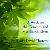 A Week on the Concord and Merrimack  Rivers (Unabridged) audiobook download