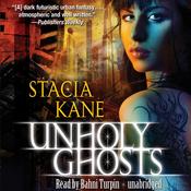 Unholy Ghosts (Unabridged) audiobook download