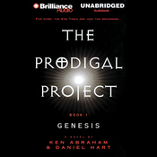 The Prodigal Project: Genesis: The Prodigal Project #1 (Unabridged) audiobook download