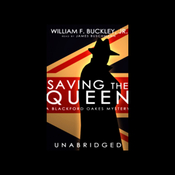 Saving the Queen: A Blackford Oakes Mystery (Unabridged) audiobook download