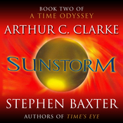 Sunstorm: A Time Odyssey, Book 2 (Unabridged) audiobook download