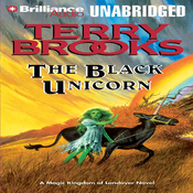 The Black Unicorn: Magic Kingdom of Landover, Book 2 (Unabridged) audiobook download