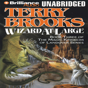 Wizard at Large: Magic Kingdom of Landover, Book 3 (Unabridged) audiobook download