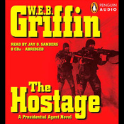 The Hostage: A Presidential Agent Novel audiobook download