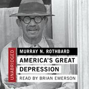 America's Great Depression (Unabridged) audiobook download