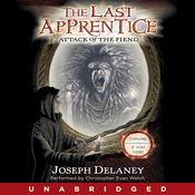 The Last Apprentice: Attack of the Fiend (Unabridged) audiobook download