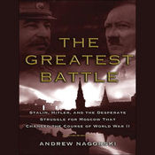 The Greatest Battle (Unabridged) audiobook download