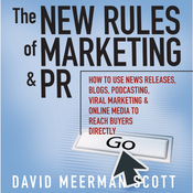 The New Rules of Marketing & PR (Unabridged) audiobook download