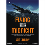 Flying Through Midnight (Unabridged) audiobook download