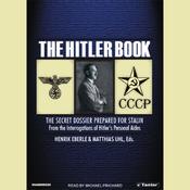 The Hitler Book (Unabridged) audiobook download