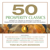 50 Prosperity Classics: Attract It, Create It, Manage It, Share It (Unabridged) audiobook download