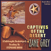 Captives of the Desert (Unabridged) audiobook download