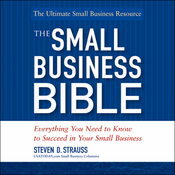 The Small Business Bible (Unabridged) audiobook download