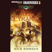 The Red Pyramid: The Kane Chronicles, Book 1 (Unabridged) audiobook download
