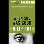 When She Was Good (Unabridged) audiobook download