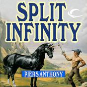 Split Infinity: Apprentice Adept, Book 1 (Unabridged) audiobook download