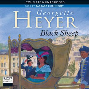Black-sheep-unabridged-audiobook