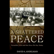 A Shattered Peace (Unabridged) audiobook download