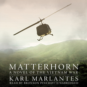 Matterhorn: A Novel of the Vietnam War (Unabridged) audiobook download