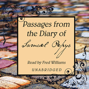 Passages from the Diary of Samuel Pepys (Unabridged) audiobook download