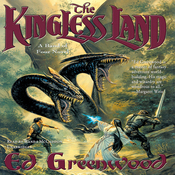 The Kingless Land: Band of Four, Book 1 (Unabridged) audiobook download