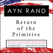Return of the Primitive: The Anti-Industrial Revolution (Unabridged) audiobook download