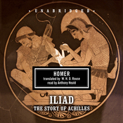 The Iliad: The Story of Achilles (Unabridged) audiobook download