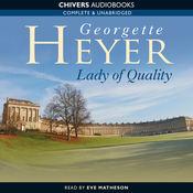 Lady of Quality (Unabridged) audiobook download