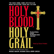 Holy Blood, Holy Grail audiobook download