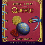 Queste: Septimus Heap, Book Four (Unabridged) audiobook download