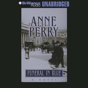 Funeral in Blue: A William Monk Novel #12 (Unabridged) audiobook download