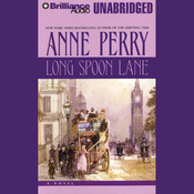 Long Spoon Lane: A Charlotte and Thomas Pitt Novel (Unabridged) audiobook download
