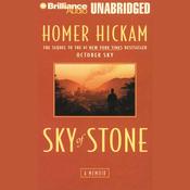 Sky of Stone: A Memoir (Unabridged) audiobook download