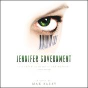 Jennifer Government (Unabridged) audiobook download