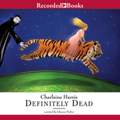 Definitely Dead: Sookie Stackhouse Southern Vampire Mystery #6 (Unabridged) audiobook download